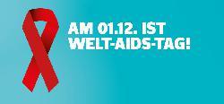 Welt-AIDS-Tag: Gedenken, aufkl�ren, entstigmatisieren