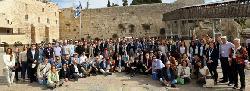 180 junge deutsche Talente zur Jubil�umsreise nach Israel