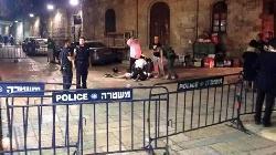 Opfer der jihadistischen Terrormorde in Jerusalem unter gro�er Anteilnahme beigesetzt