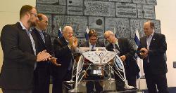 Israelische Organisation schickt Raumfahrzeug auf den Mond