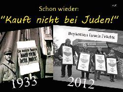 Viel Gl�ck ohne eure Juden, Europa