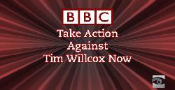 Die Untersuchungen der BBC im Fall Tim Wilcox machen Fortschritte